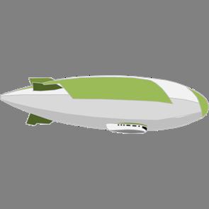 乗り物素材飛行機017