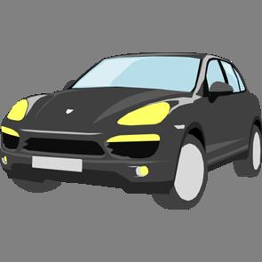 乗り物素材自動車032