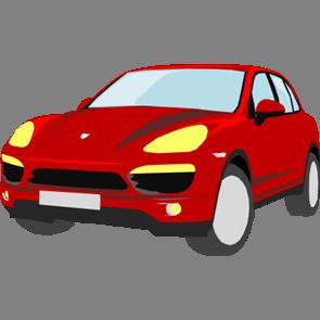 乗り物素材自動車033
