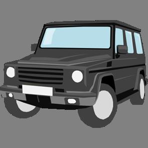 乗り物素材自動車035
