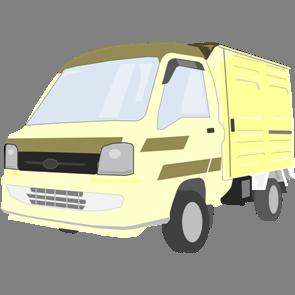 乗り物素材自動車040