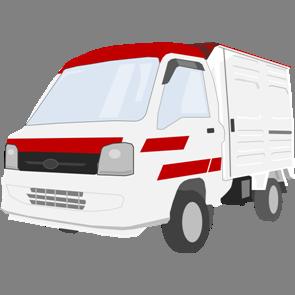 乗り物素材自動車041