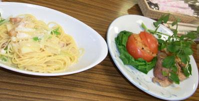 イタリアン・・美味しかったです〜