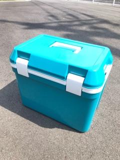 ボックス 塗装 クーラー