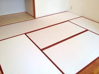 ホワイト畳
