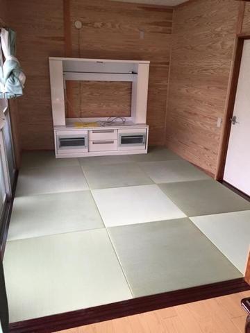 縁なしユニット畳