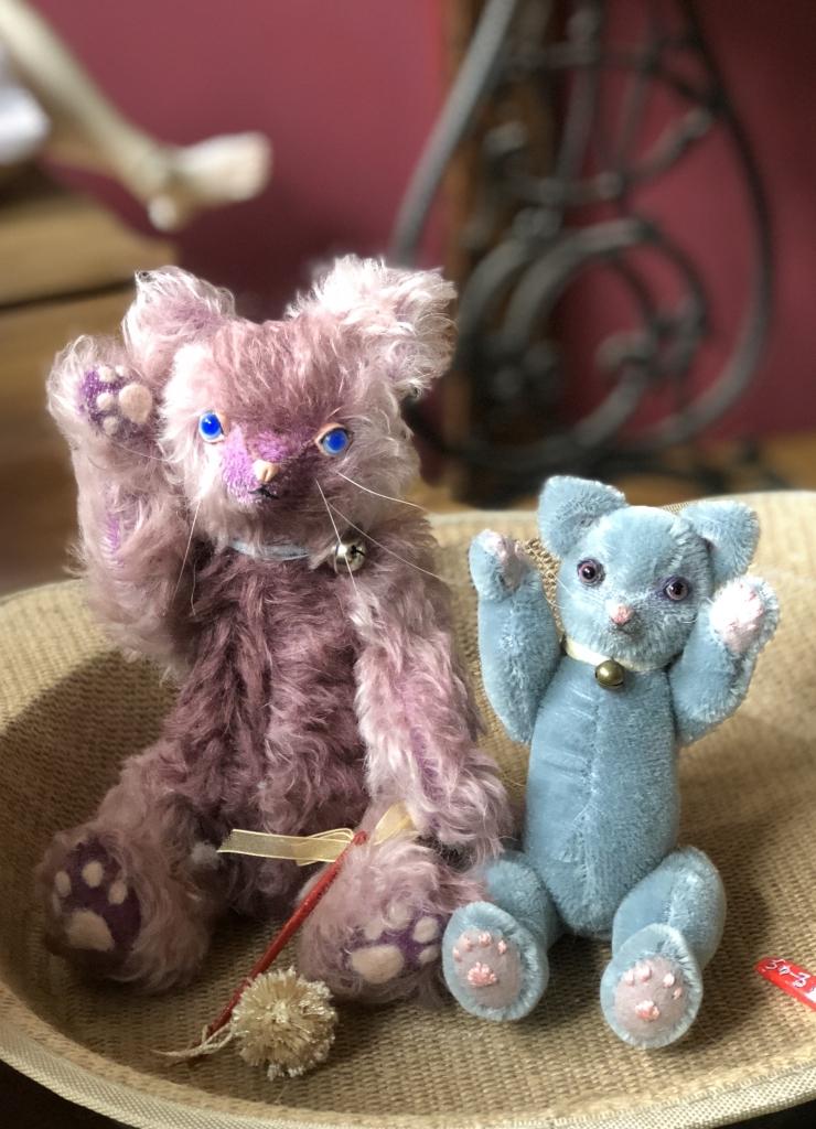 チェシャ猫青猫