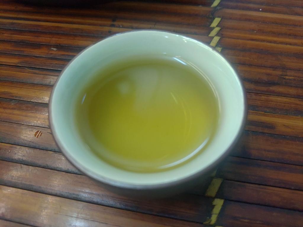 ベトナムのお茶