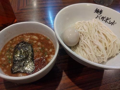 バガボンドつけ麺