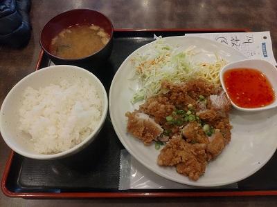 東京厨房虎ノ門油淋鶏