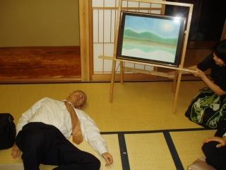 福島正伸さんパステルアートに卒倒