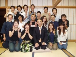 福島正伸さんと記念写真
