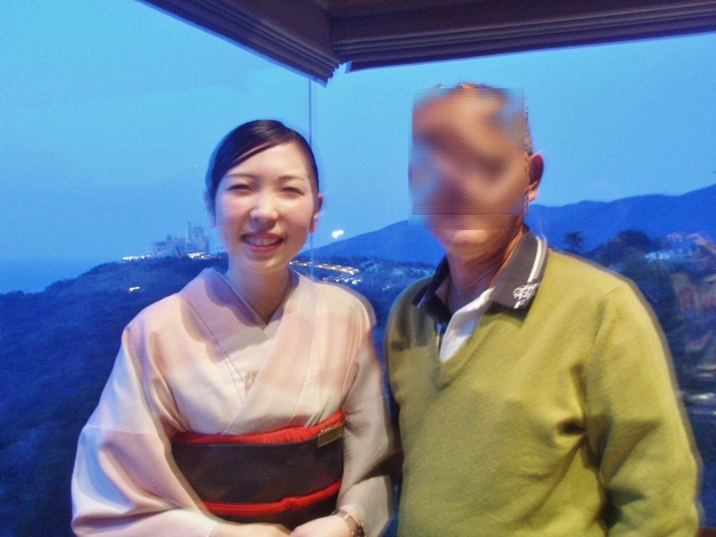 中川さんと夫