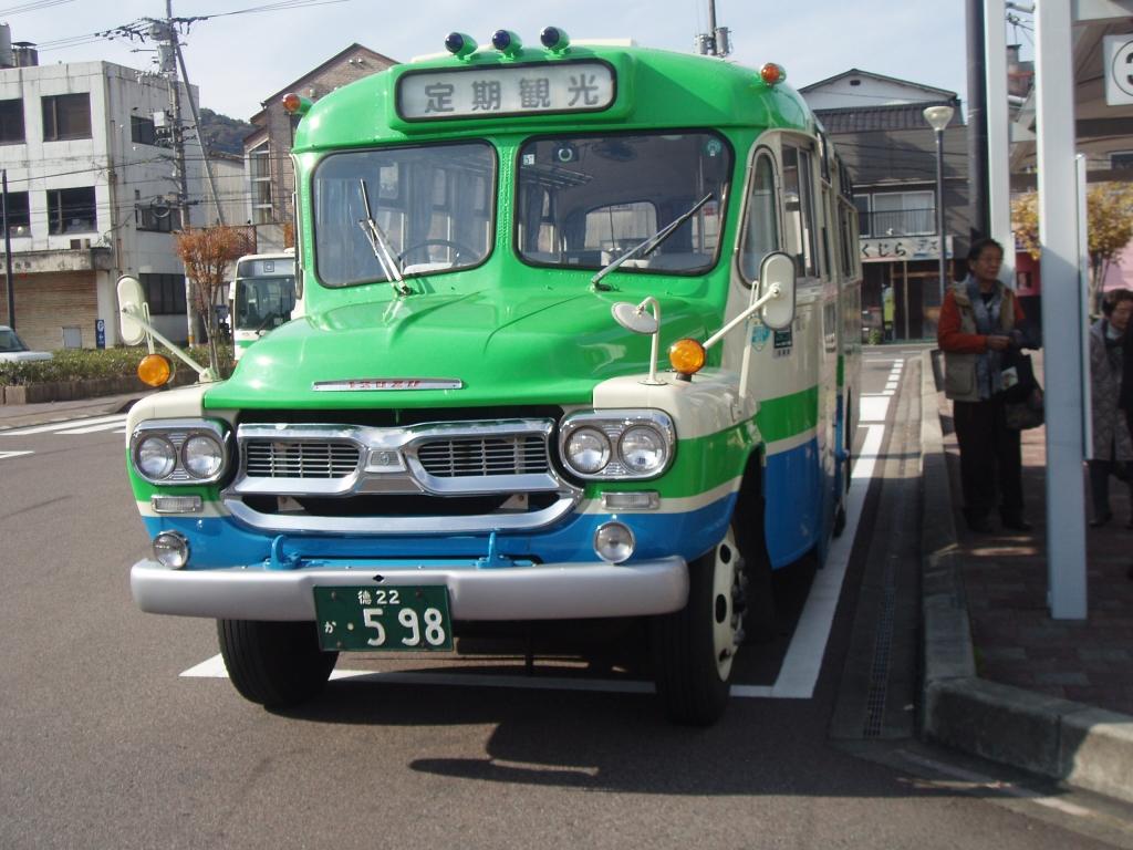 ボンネツトバス