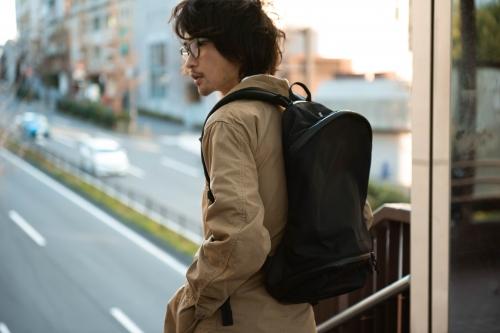 TERG ターグ 渋谷ヒカリエ バック ブラック