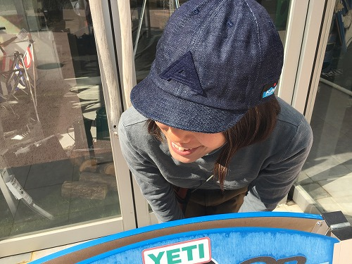 KAVU(カブー)Aキャップ 限定