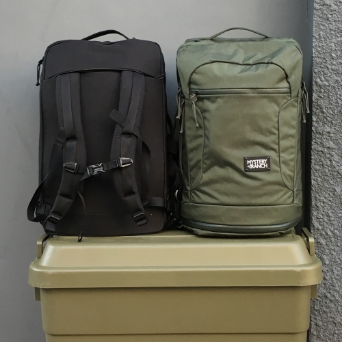 旅行BAG MYSTERY RANCH