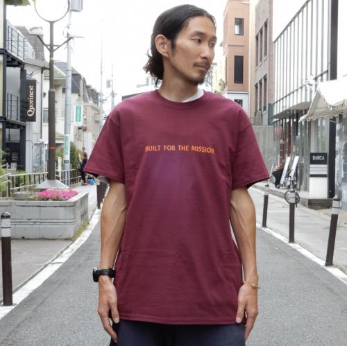 スピナーロゴのTシャツ