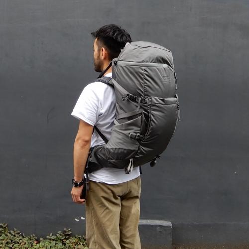 山用バッグ