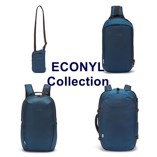 ECONYL Collection エコニール Pacsafe パックセーフ