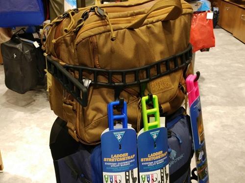 SEATTLE SPORTS シアトルスポーツ ラダーストレッチストラップ 成田 国際空港 A&F COUNTRY エイアンドエフ