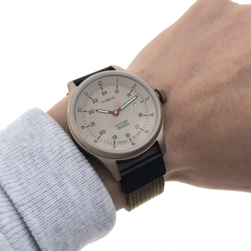 ミステリーランチ タイメックス 腕時計