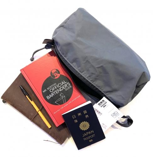 ミステリーランチ ゾイドバッグ パスポート