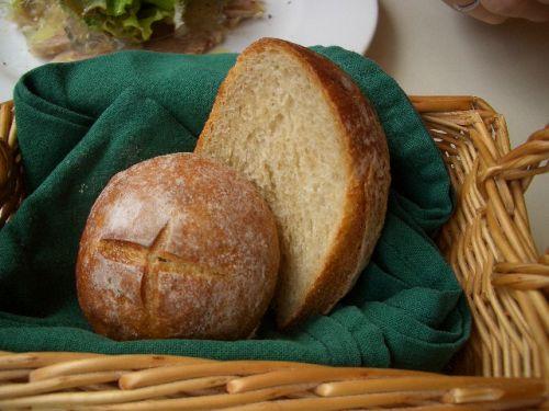 ほわほわのパン