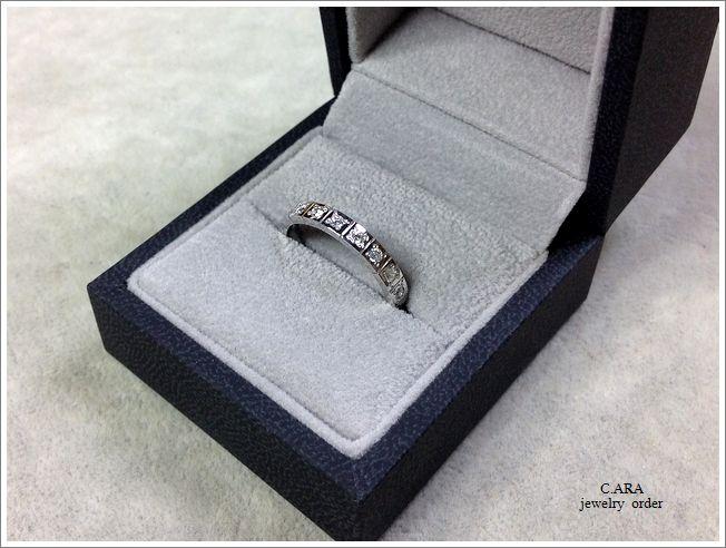 結婚指輪 豊田市 オーダーメイド