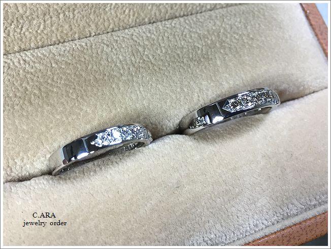 結婚指輪 静岡県 オーダーメイド
