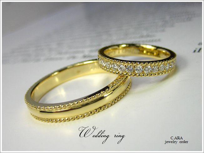 結婚指輪 豊橋市 オーダーメイド