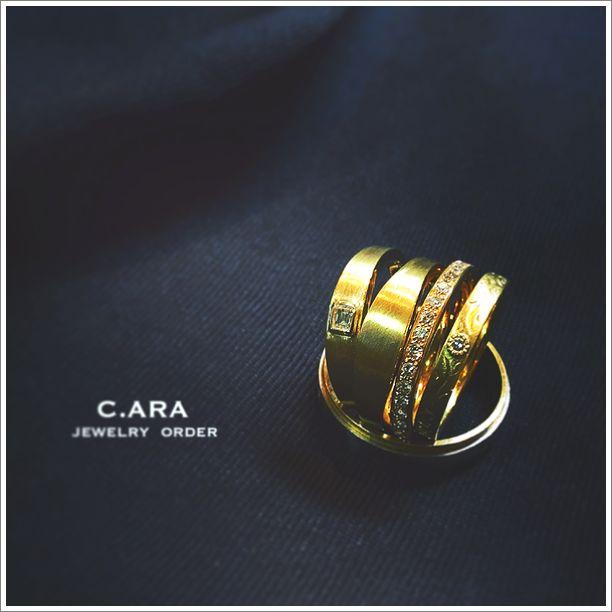 結婚指輪 オーダーメイド 名古屋市 岡崎市 安城市 刈谷市  豊田市