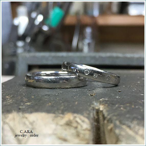 リフォーム 新品仕上げ 結婚指輪 オーダーメイド 岡崎市 名古屋市 豊田市