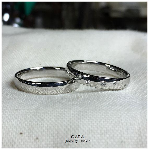 リフォーム 新品仕上げ 結婚指輪 オーダーメイド 東京 名古屋市 豊田市