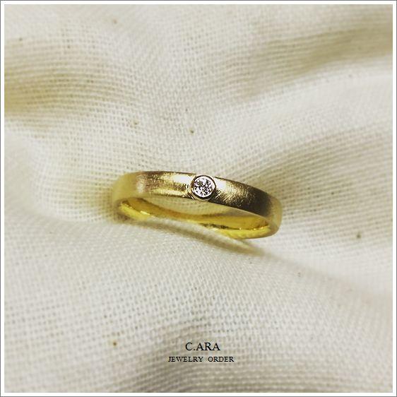 ダイヤリング 豊田市 名古屋市 愛知県 結婚指輪 オーダーメイド