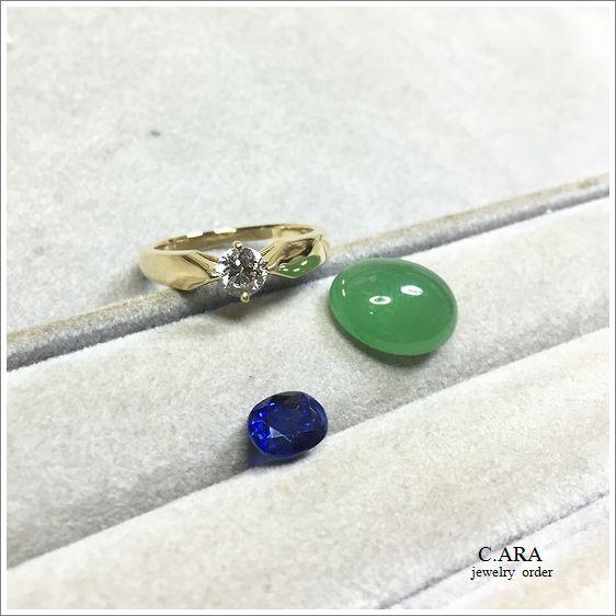 愛知県 結婚指輪 オーダーメイド
