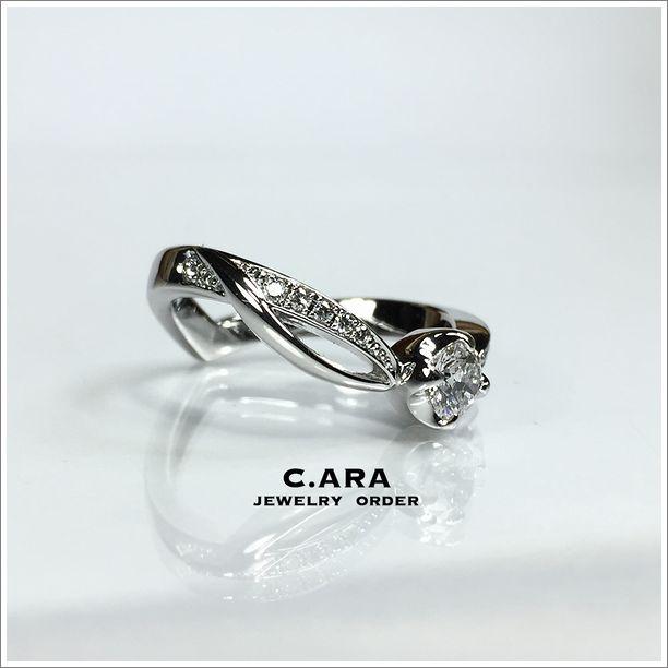 名古屋市 豊田市 岡崎市 手作り 婚約指輪 結婚指輪 オーダーメイド