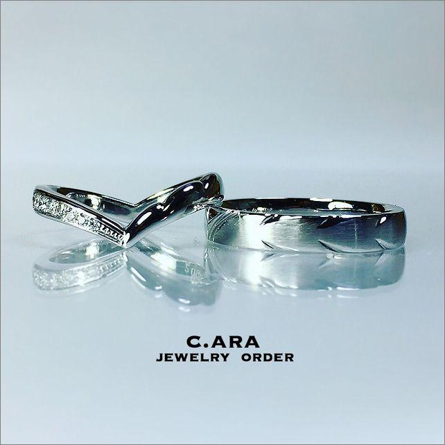 愛知県 結婚指輪 オーダーメイド 名古屋市 岡崎市 天白区 婚約指輪 オリジナル 手作り 鍛造