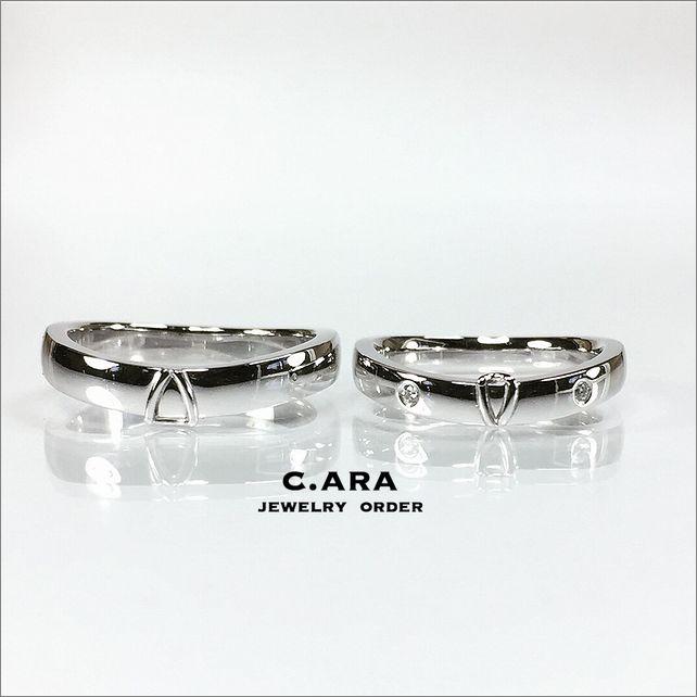 愛知県 結婚指輪 オーダーメイド 名古屋市 岡崎市 天白区 婚約指輪 オリジナル 手作り 数字 8