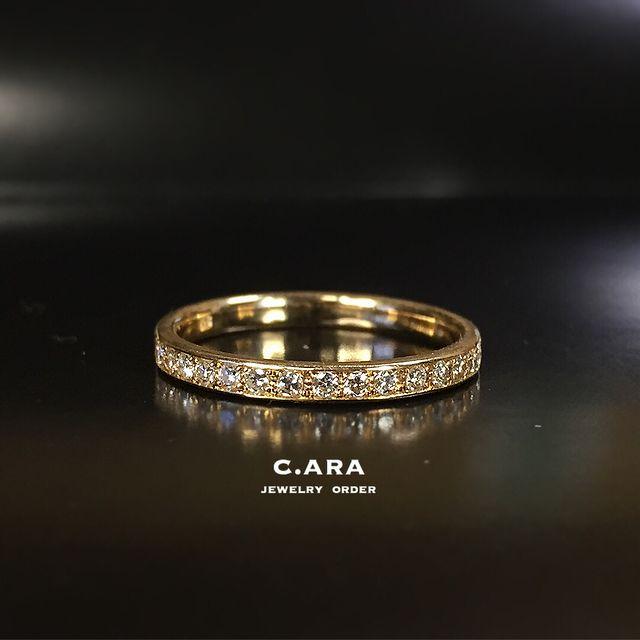愛知県 結婚指輪 オーダーメイド 名古屋市 岡崎市 天白区 婚約指輪 オリジナル 手作り エタニティーリング