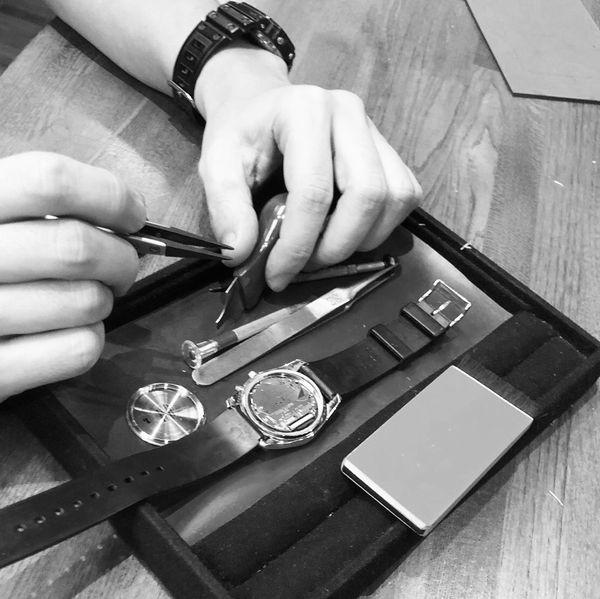 豊田市 時計 電池交換 オーダーメイド ブライダル 結婚指輪 名古屋市