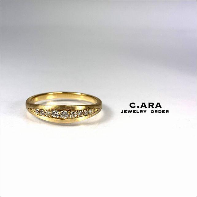 リフォーム 結婚指輪 オーダーメイド 名古屋市 豊田市 婚約指輪 エタニティーリング 鍛造 手作り 岡崎市