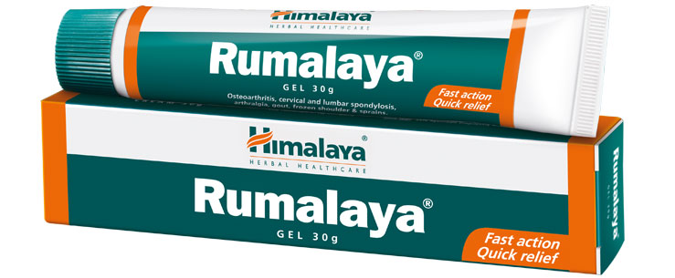 ルマラヤ 関節サポート ジェル ルマラヤ, himalaya rumalaya