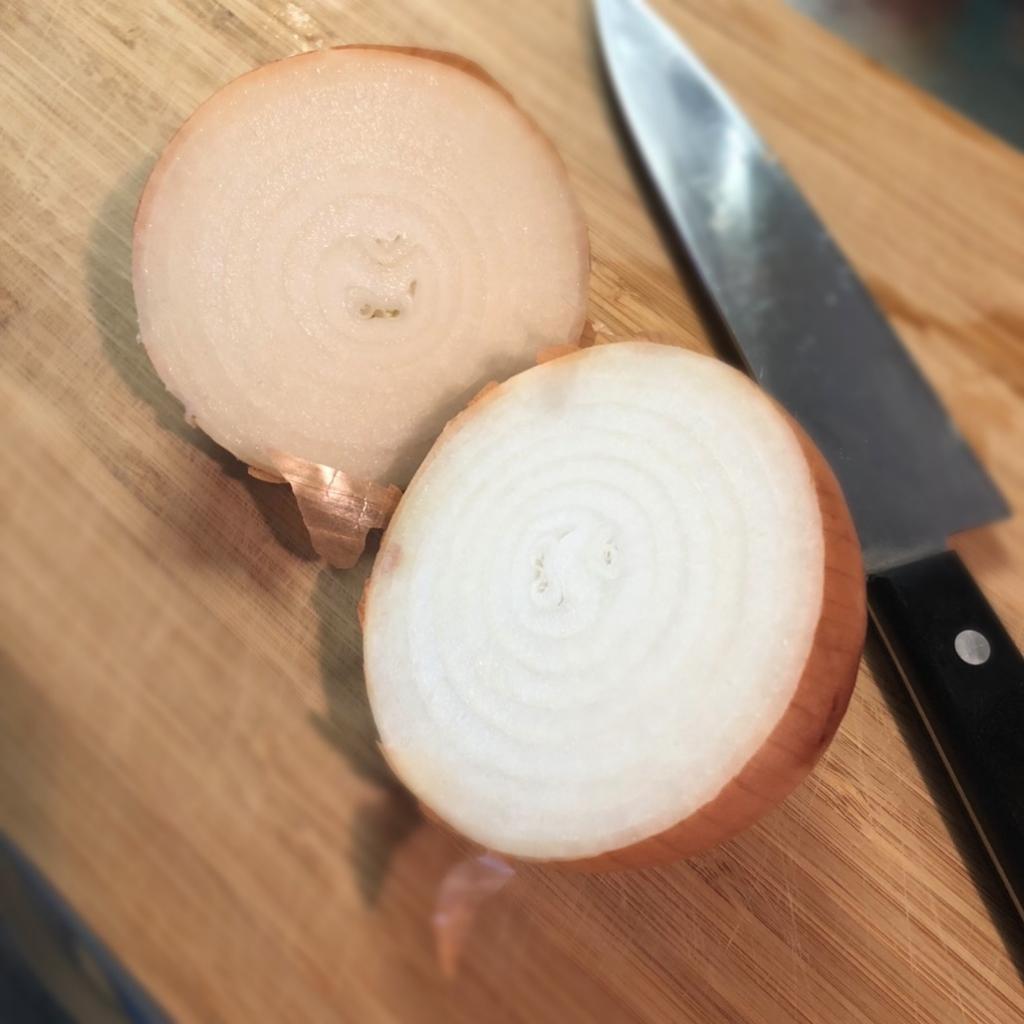 まるごと玉ねぎのシーチキングラタン