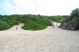 砂山ビーチ2