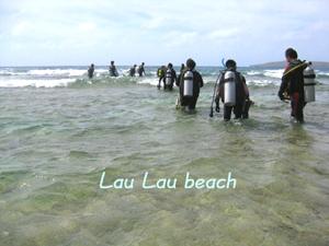 ラウラウビーチ1
