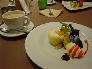 060108_vanilla「3種デザート盛合せ」