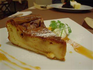 060108_vanilla「キャラメルチーズケーキ」