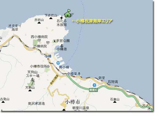 祝津エリアマップ01