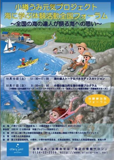 海元気プロジェクト第2回フォーラム
